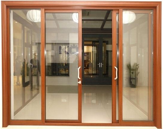 Một số ưu điểm của cửa nhôm kính so với cửa truyền thống